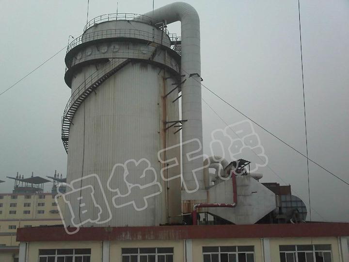 PPG3500玉米淀粉平流压力喷雾干燥机