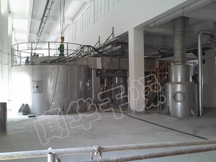 LPD400山梨酸钾多级离心喷雾干燥机